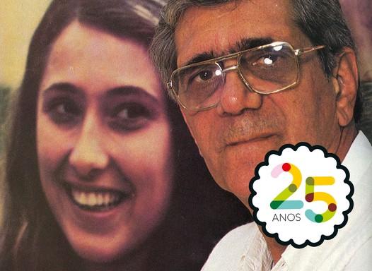 ESPECIAL: Quando um pai tem a missão de fazer uma cirurgia na filha, vítima de queimadura