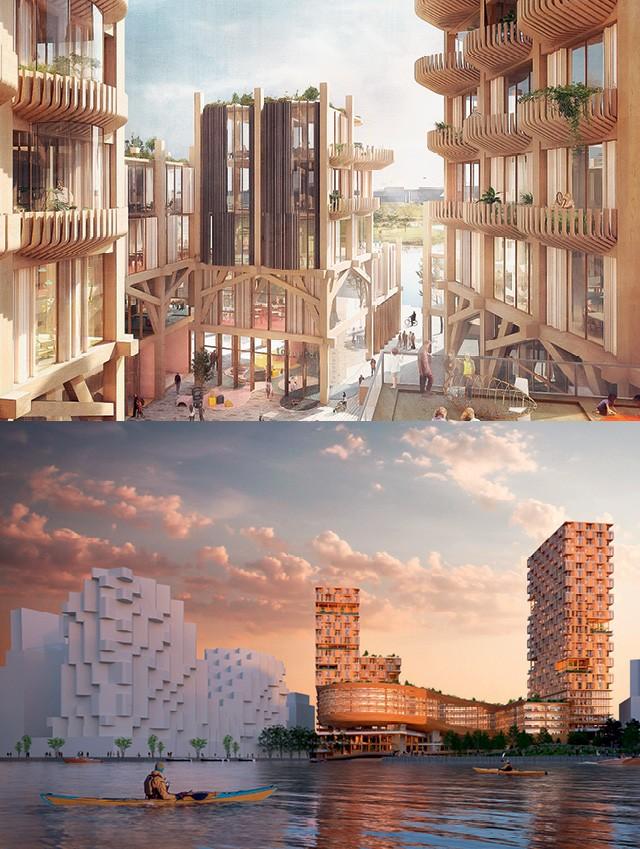 Smart Cities - Quayside promete maravilhas como bairro inteligente. O que não está garantida ainda é a privacidade de seus moradores  (Foto: Divulgação/Sidewalk lab)