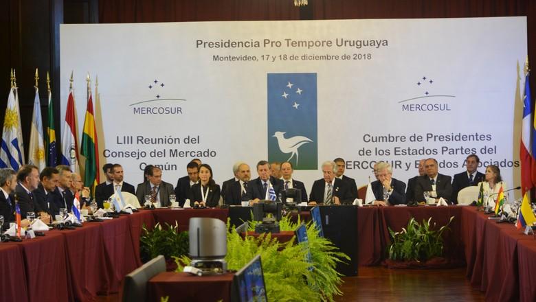 politica-encontro-mercosul (Foto: Divulgação)