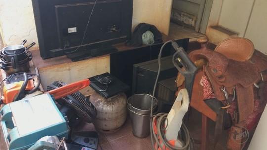 Três são presos em operação contra furto de ranchos na região Miguelópolis, SP