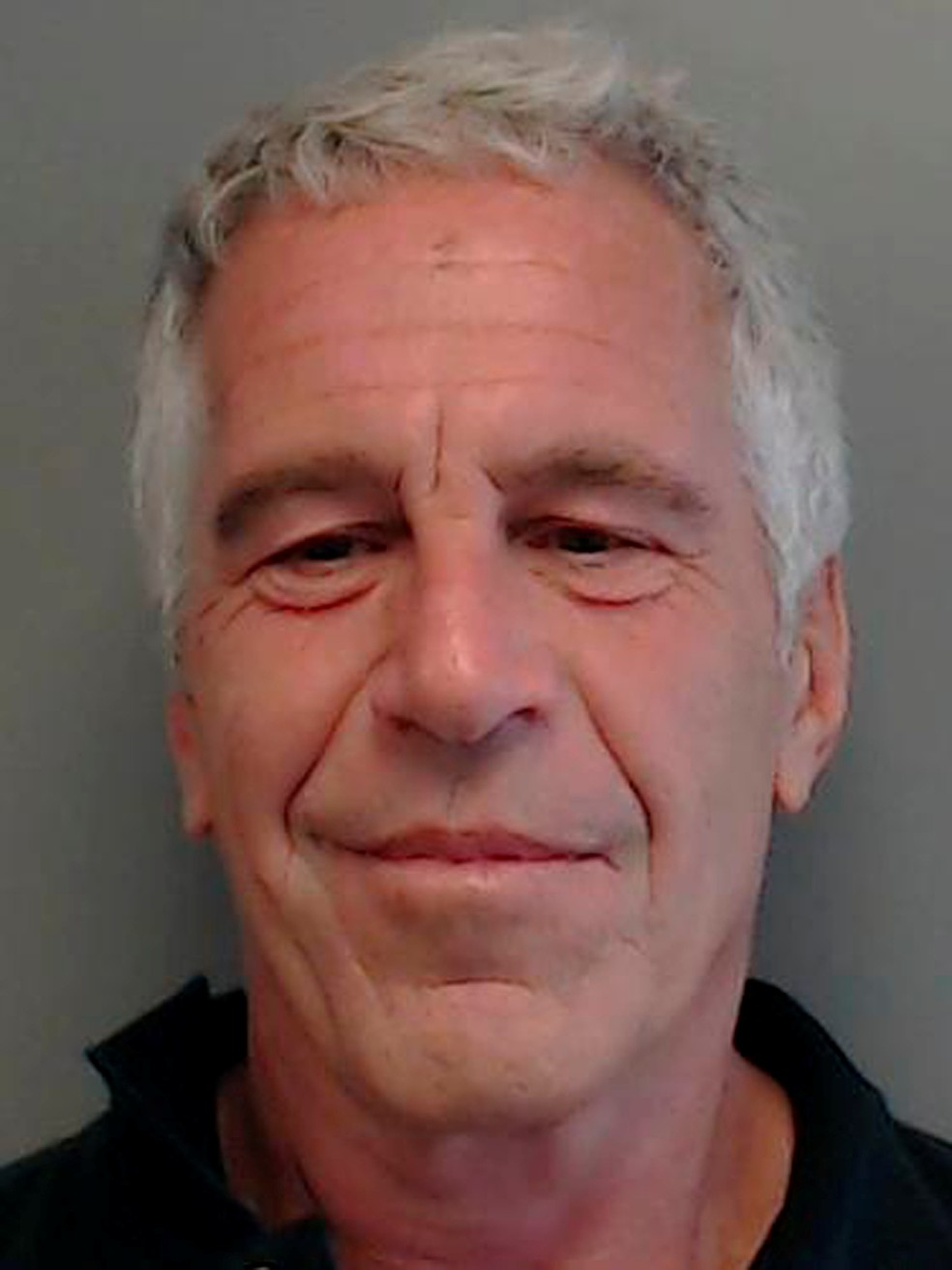 Jeffrey Epstein, de 66 anos, foi preso no sábado (6). — Foto: Florida Department of Law Enforcement/Handout via Reuters