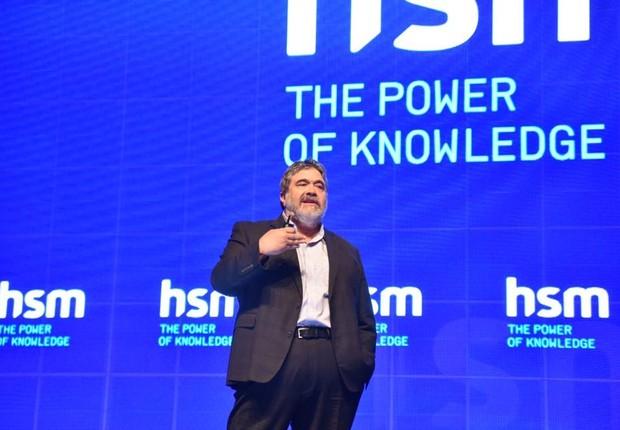 Jonathan Medved na HSM Expo 2019 (Foto: Reprodução/Facebook)