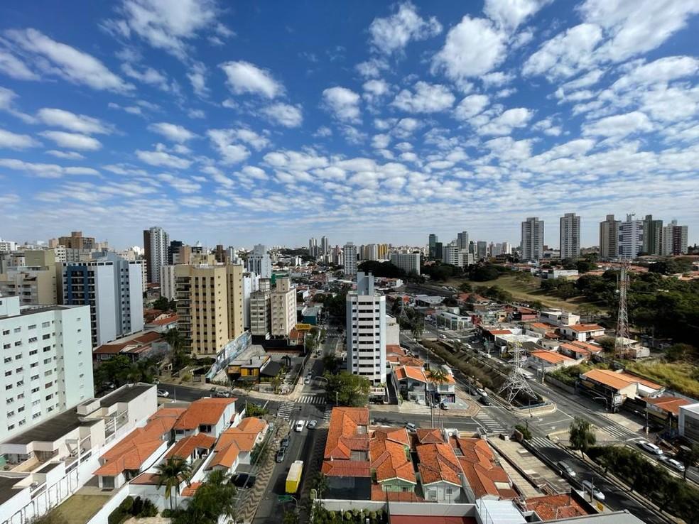 Região do Cambuí, em Campinas, terá bloqueios no trânsito — Foto: Marcello Carvalho/G1