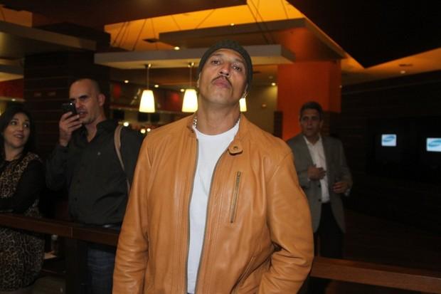Mano Brown (Foto:  Francisco Cepeda e Thiago Duran/AgNews)