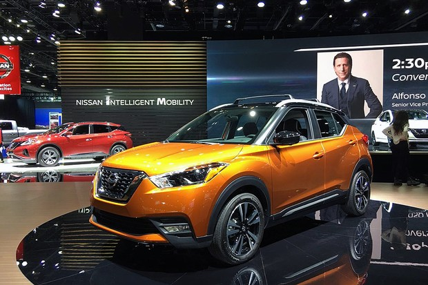 Nissan Kicks hybrid (Photo: Disclosure)