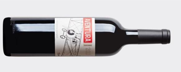 O vinho português Aventura está em promoção