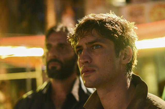 Flávio Tolezani e Gabriel Leone em 'Dom', série da Amazon (Foto: Divulgação/Amazon)