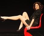Juliana Martins no espetáculo 'O prazer é todo nosso' | Leo Aversa