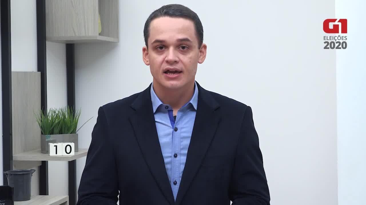 Delegado Pazolini (Republicanos) fala sobre saúde em Vitória
