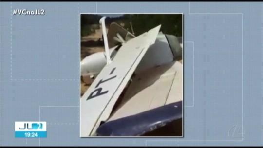 Seripa I investiga a queda de avião de pequeno porte em Itaituba, no PA
