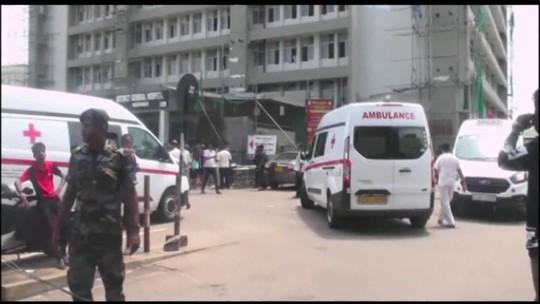 13 são presos após atentados contra igrejas católicas e hotéis que mataram 207 no Sri Lanka