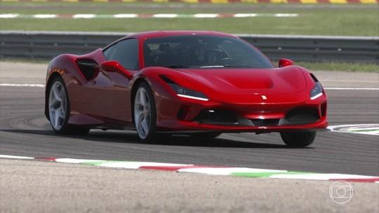 Conheça a Ferrari que faz homenagem a outros carros da marca