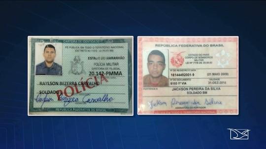 PM e soldado são presos após se passarem por oficial de Justiça no Maranhão