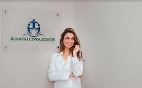 Ela criou um coworking para profissionais da saúde