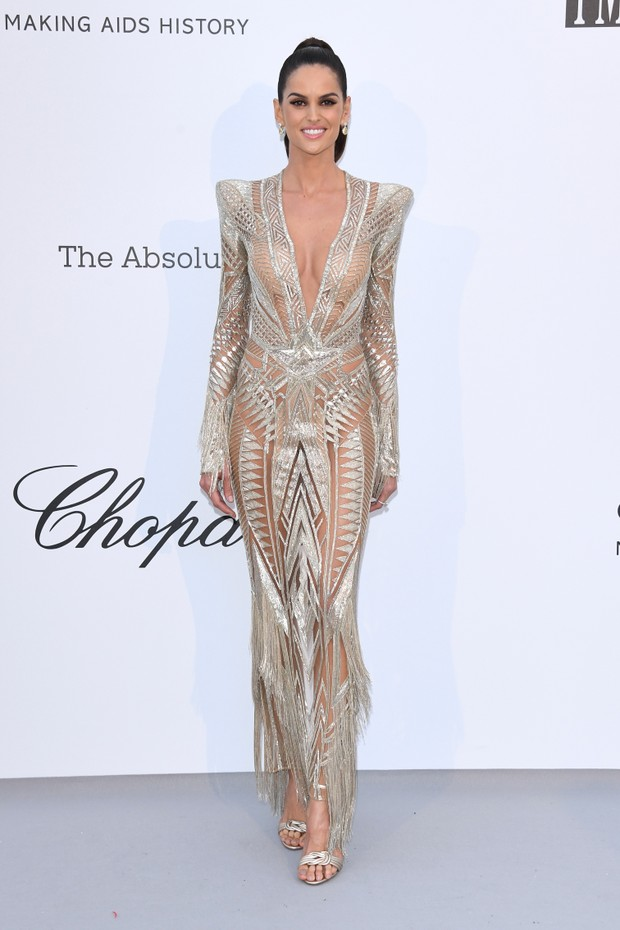 Izabel Goulart (Foto: Getty Images for amfAR)