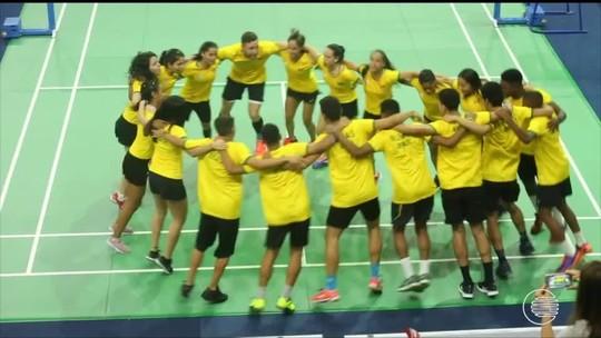 Com prata de Juliana Viana, piauienses ganham 8 medalhas no Pan de badminton