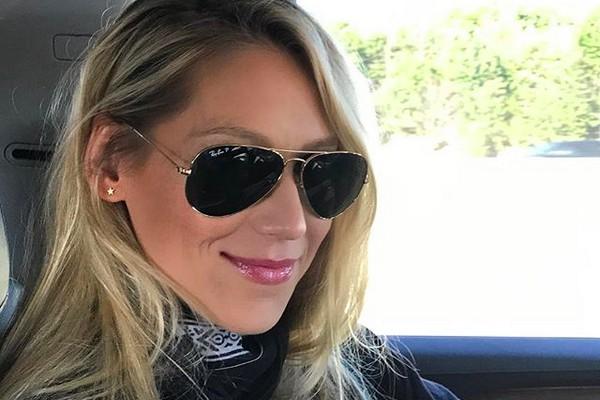 A ex-tenista Anna Kournikova (Foto: Instagram)