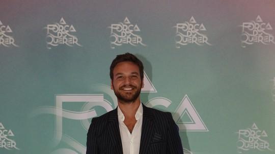 Emilio Dantas se surpreende com apoio do público a Rubinho: 'Não esperava essa repercussão'