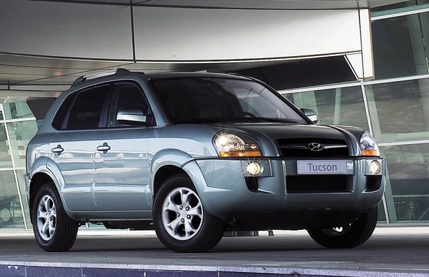 avalia o hyundai tucson 2 0 gls auto esporte an lises On interno hyundai tucson