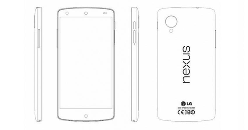 Manual do Nexus 5 vaza com as especificações do novo smartphone da LG