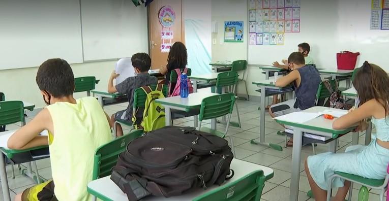 Serrana, SP, aplica prova para avaliar estudantes após ensino remoto na pandemia