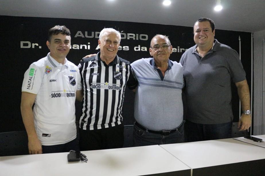 Fernando Suassuna é eleito presidente do ABC para triênio 2019-2021