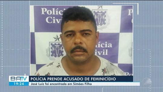 Homem é preso suspeito de matar namorada com mais de 60 facadas na Bahia