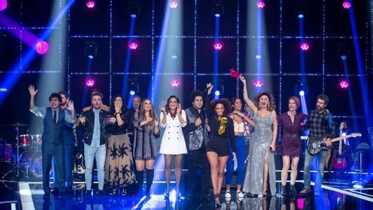 'Atrasadinha' em versão rock e nota 10 de todos especialistas marcam segundo 'Popstar' ao vivo