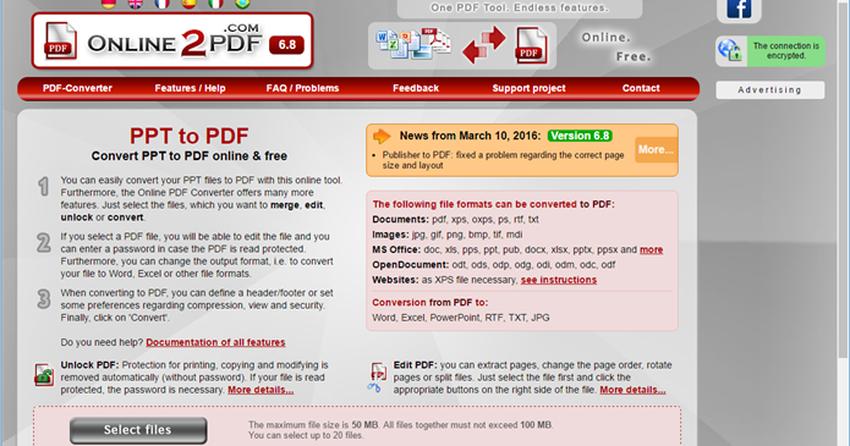 Como converter slide PPT para PDF | Listas | TechTudo
