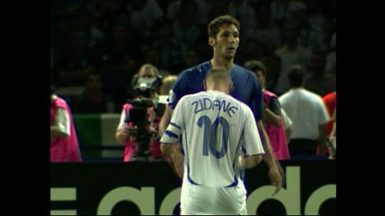 O roteiro que antagoniza Zidane e Buffon chega à cena 3: a final da Champions