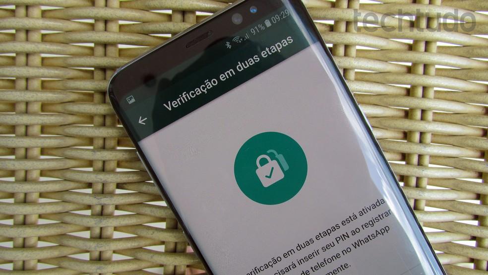 c36c97607 ... Veja como alterar o código e outros dados de verificação do WhatsApp —  Foto  Paulo