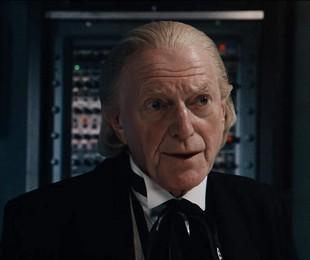 David Bradley em cena de 'Doctor Who' | Reprodução