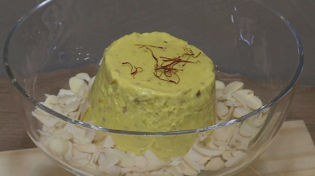 Chef de Petrolina ensina receita de sorvete com açafrão e amêndoas - Notícias - Plantão Diário
