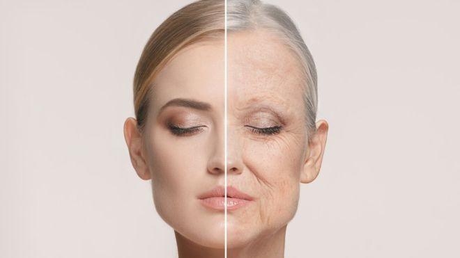 Duas pessoas podem ter 50 anos e expectativas de vida completamente diferentes, segundo pesquisadores de Yale. Um exame de sangue promete calcular a idade das pessoas com base no funcionamento do organismo e, com isso, prever o risco de morte e quantos anos, em média, elas devem viver (Foto: Master1305 via BBC)