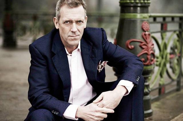 Hugh Laurie (Foto: Reprodução)