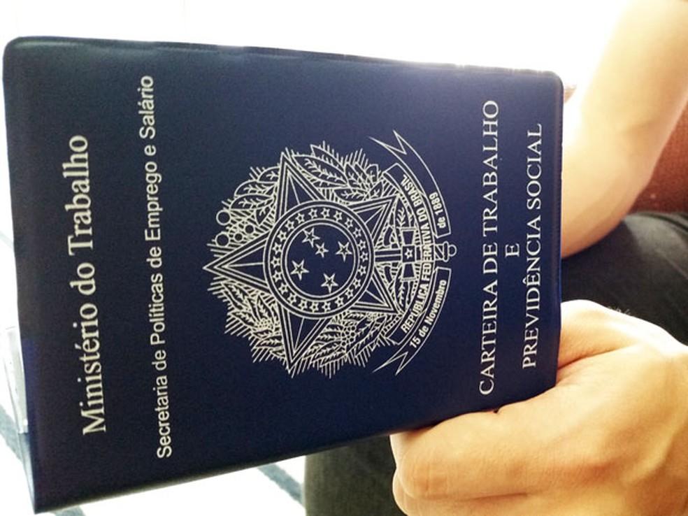 Foram criadas 2.020 vagas em outubro no Vale do Paraíba e região, segundo o Caged (Foto: Heloise Hamada/G1)