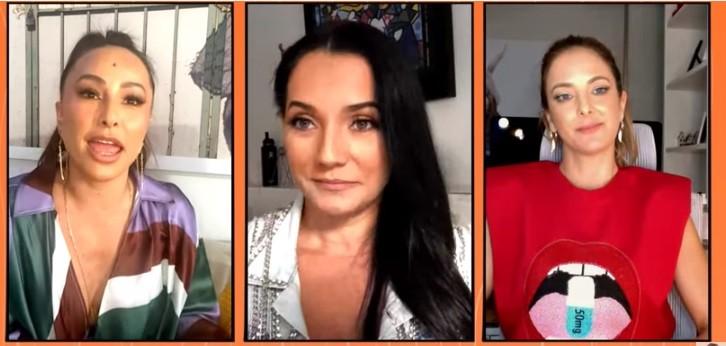 Sabrina Sato, Mônica Carvalho e Ticiane Pinheiro (Foto: Reprodução)