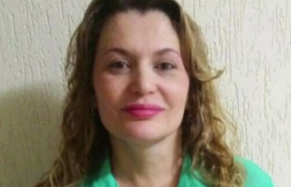 Deise Faria Ferreira, 41 anos, foi vista pela última vez em ritual do Daime — Foto: Reprodução/TV Anhanguera