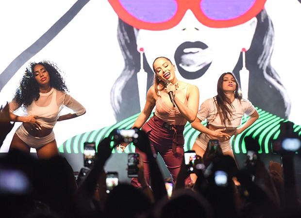 Show da Anitta  (Foto: Ali Karakas/ Divulgação)