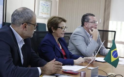 Ministra da Agricultura pede apoio dos Estados para evitar falta de alimentos na pandemia