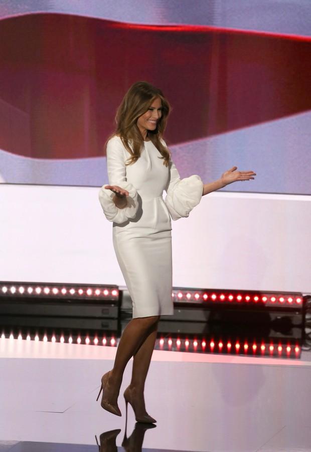 Melania Trump Foto Getty Images