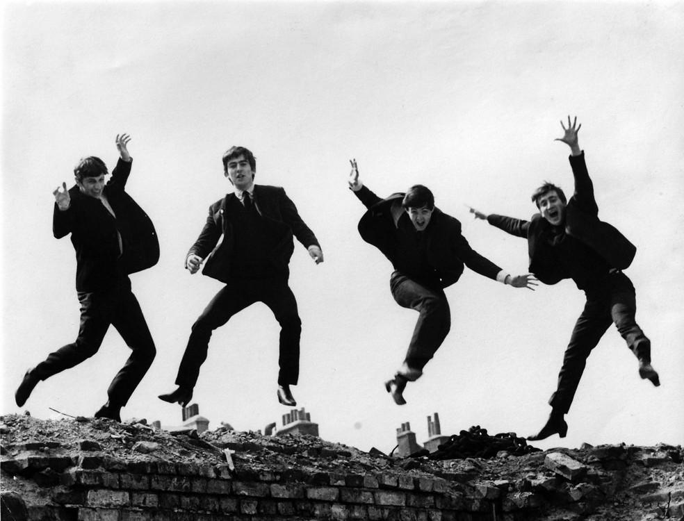 The Beatles — Foto: Fab Four Experience/Divulgação