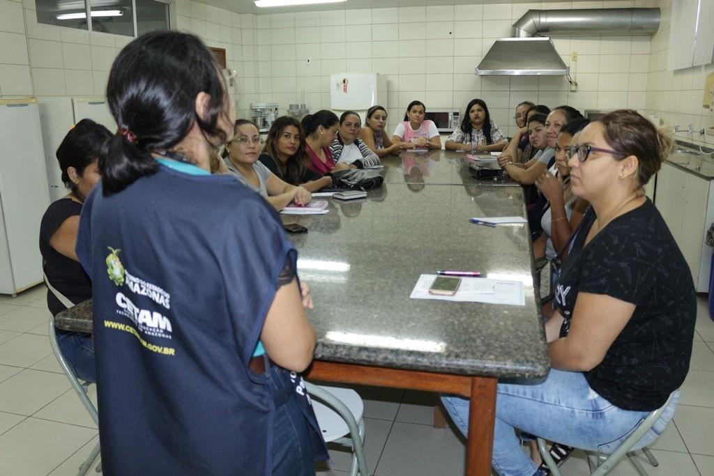 Cetam vai oferecer 13.545 vagas de cursos de qualificação profissional em Manaus - Notícias - Plantão Diário