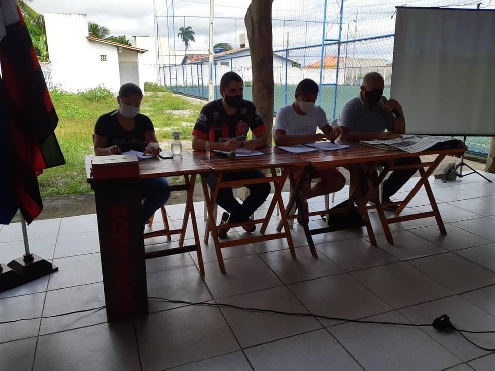 Eleições foram realizadas nesse domingo — Foto: Divulgação / Confiança-PB