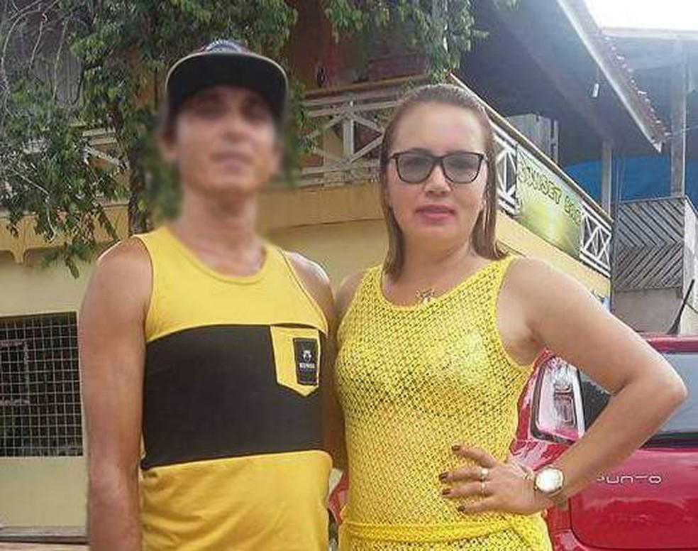 Suspeito e vítima moravam juntos há 18 anos.  (Foto: Divulgação/ Polícia Civil)