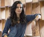 É Emanuelle Araújo, a protagonista da série da Netflix 'Samantha', prevista para este ano | Estevam Avellar/TV Globo