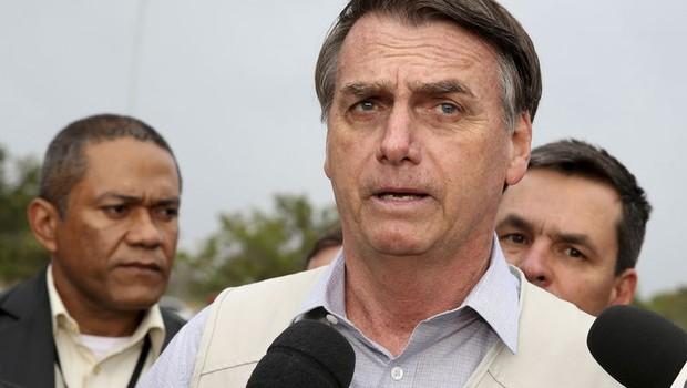 Presidente Jair Bolsonaro (Foto: Wilson Dias/Agência Brasil)