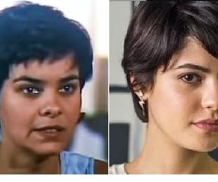 Luciene Adami viveu Guta na versão original de 'Pantanal'. Em 2021, o papel é de Julia Dalavia | Reprodução