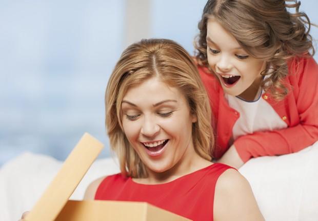 dia das mães, presente (Foto: Thinkstock)