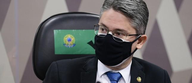 Senador Alessandro Vieira
